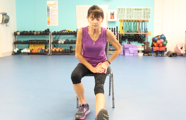 Oh, My Aching Back! Easy Low Back Pain Relief With A Chair