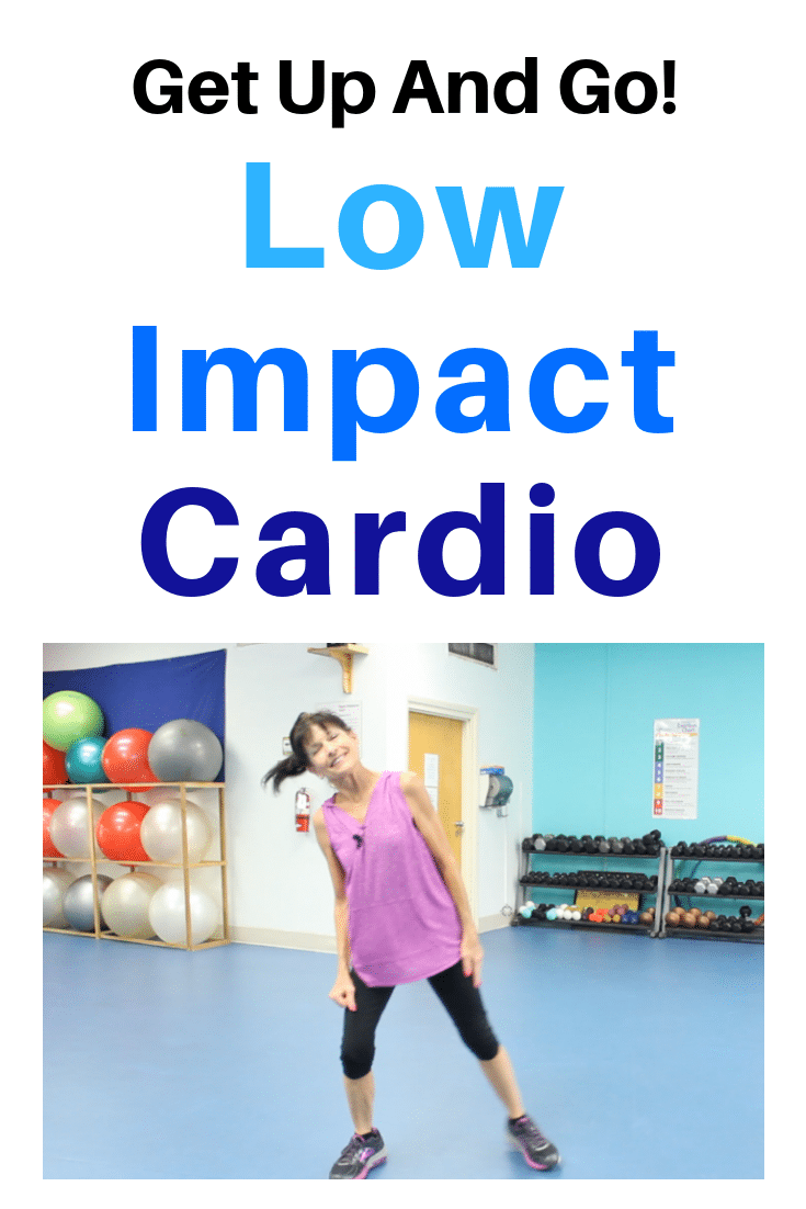 low impact cardio workout