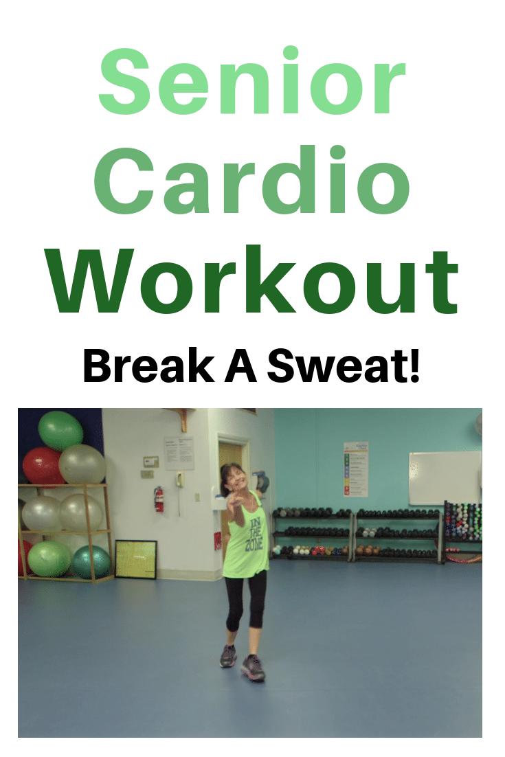 senior cardio workout