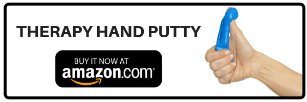Therapy putty hand pain