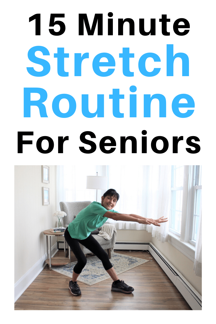 15 inute stretch for seniors
