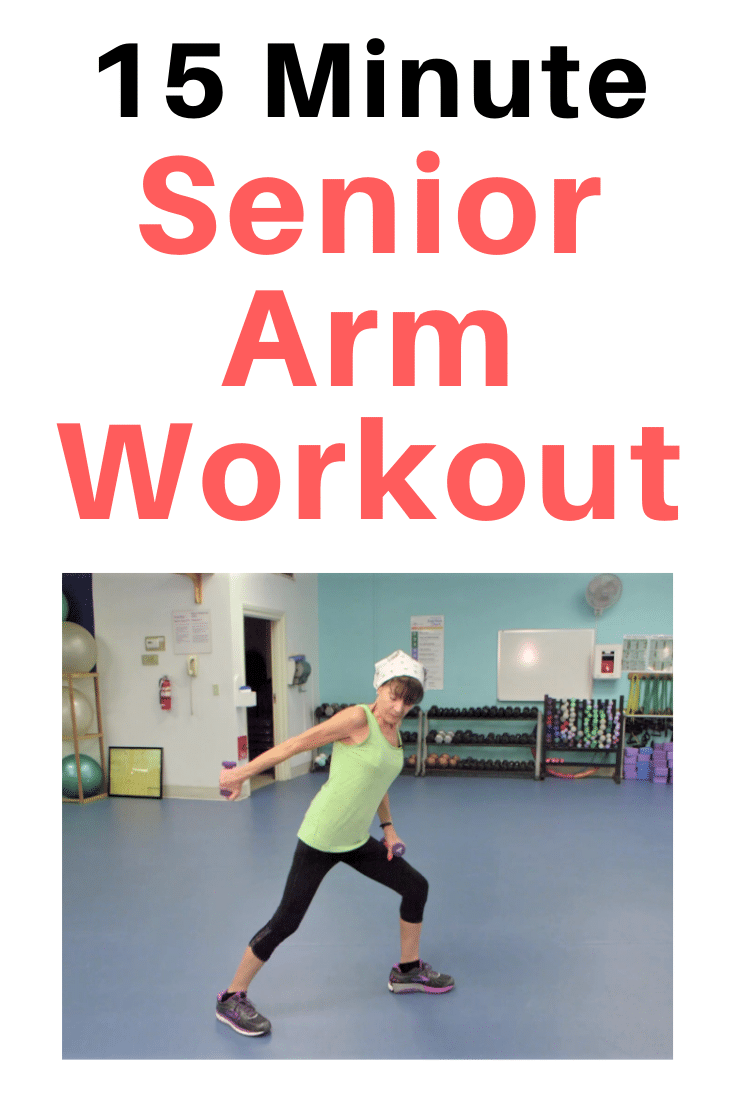 arm workout for seniors