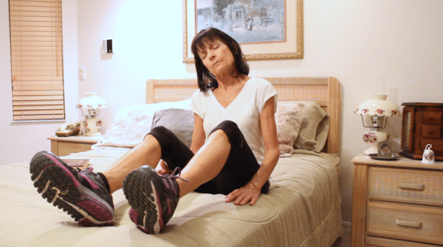Gentle Bedtime Stretches To Help You Fall Asleep Fast