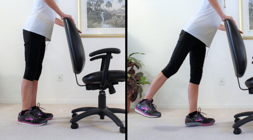 Exercise for achy knees