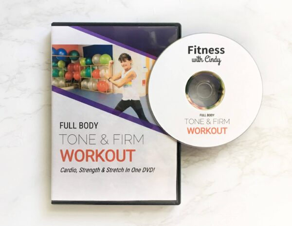 senior fitness dvd