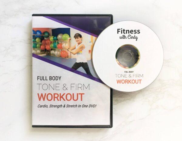senior fitness dvd