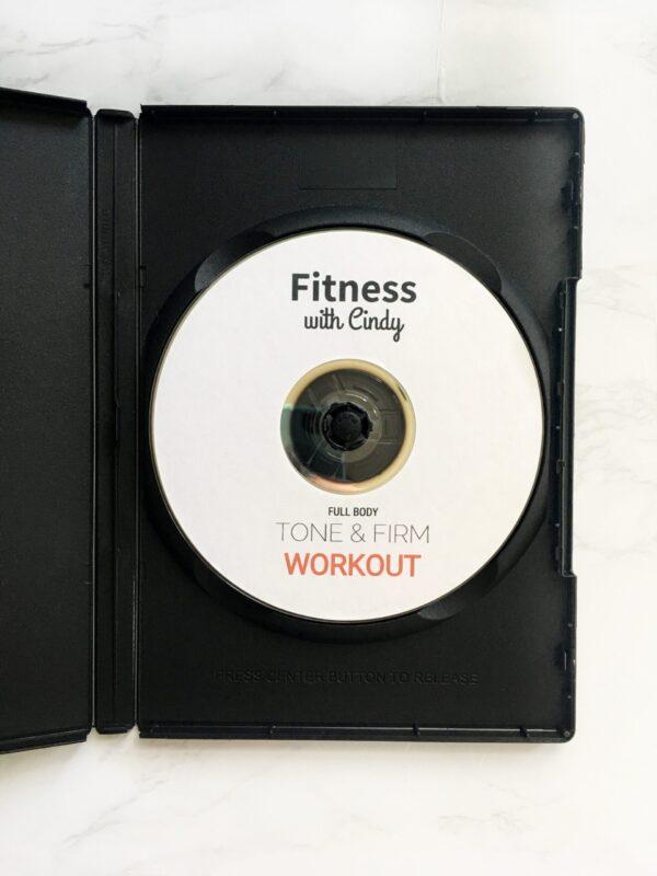 senior exercises dvd