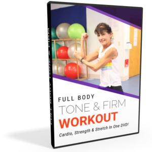 full body workout DVD for seniors