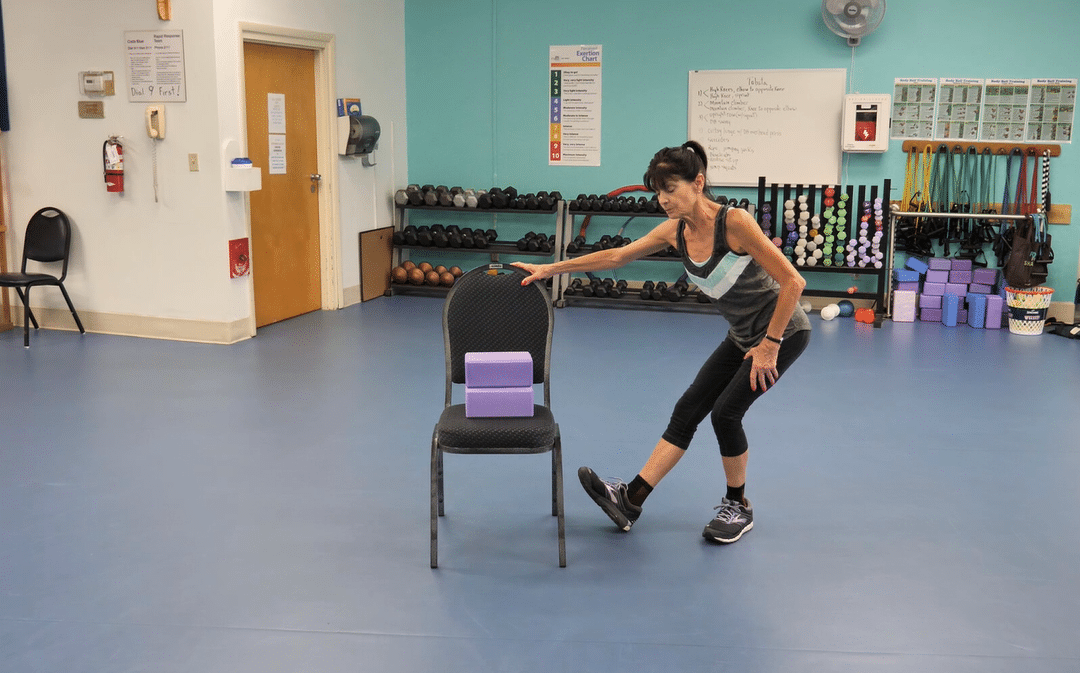 Hamstring Stretches For Seniors To Reduce Low Back and Hip Pain