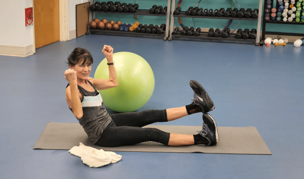 Hamstring stretches for back pain and more