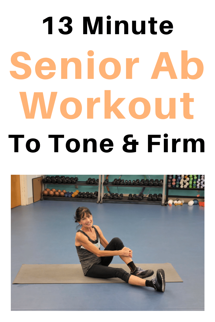 senior ab workout