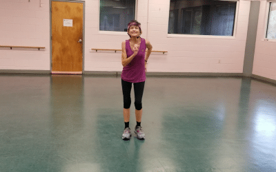 Zumba Salsa For Beginners + Salsa Practice