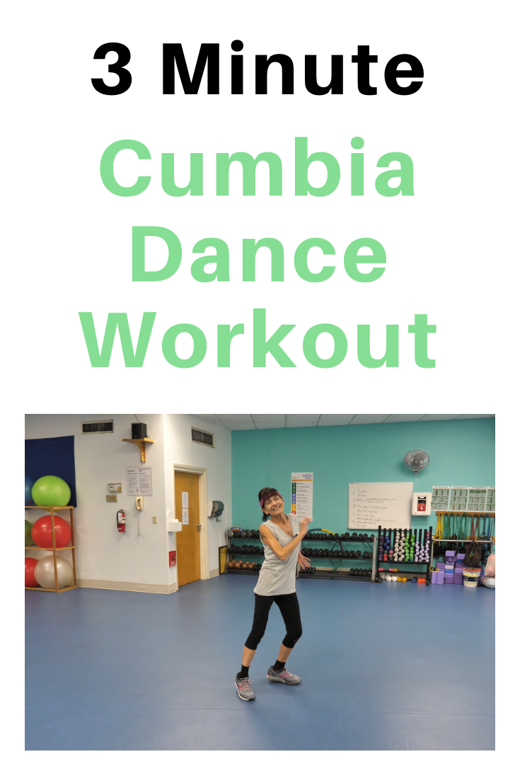 cumbia dance workout
