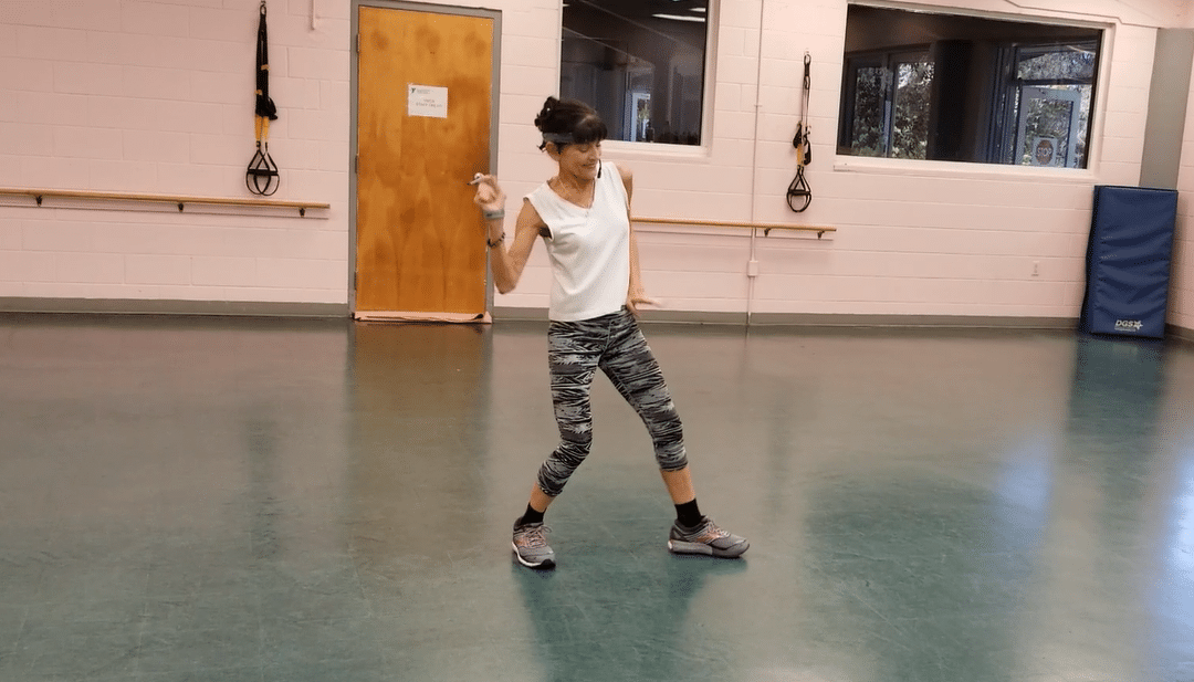 Zumba Bachata For Beginners