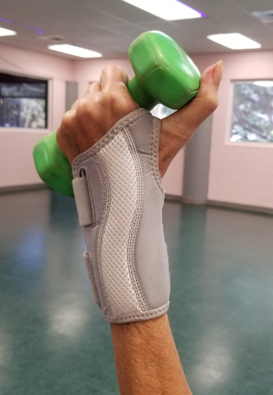 best hand brace for senior exercise