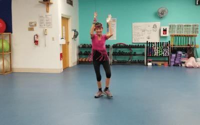 Zumba Cardio Workout For Seniors