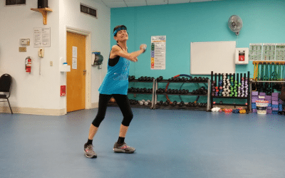 Cumbia Dance Workout To Let Go Of Stress