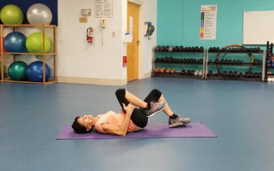 Mat Exercises For Back Pain