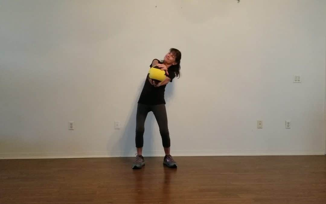 Medicine Ball Exercises for Seniors