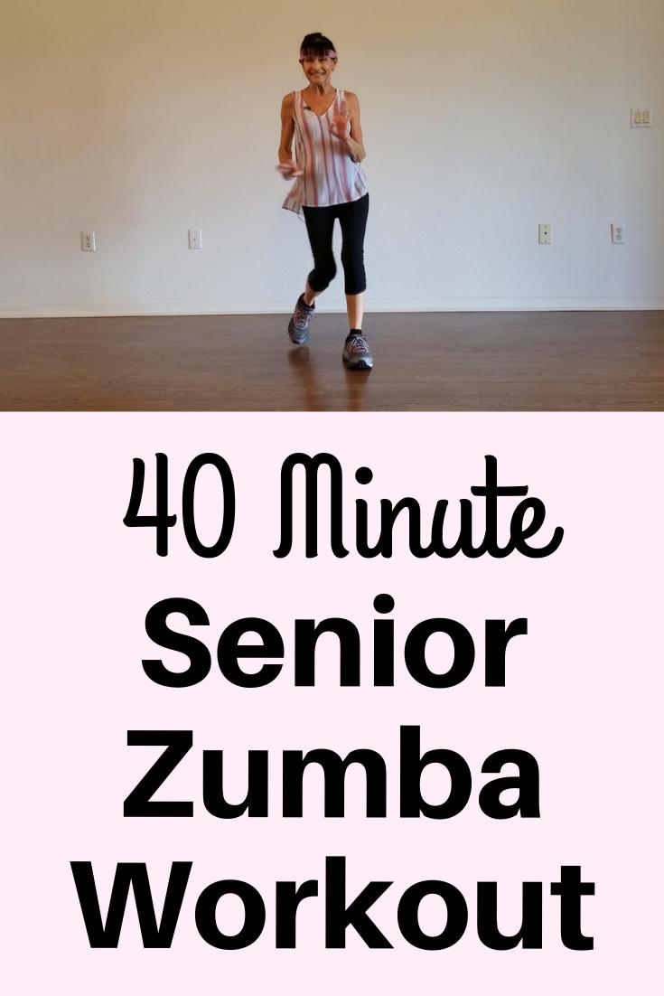 40 minute zumba