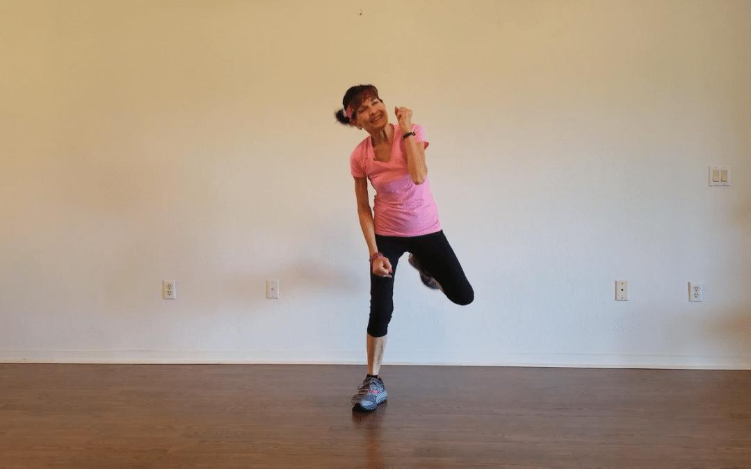 Fun Around-The-World Cardio Dance Workout