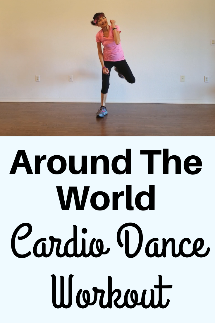 cardio dance workout
