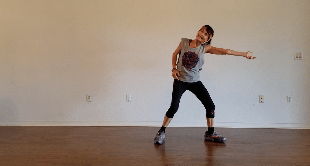 Lively 30-Minute Senior Zumba Workout