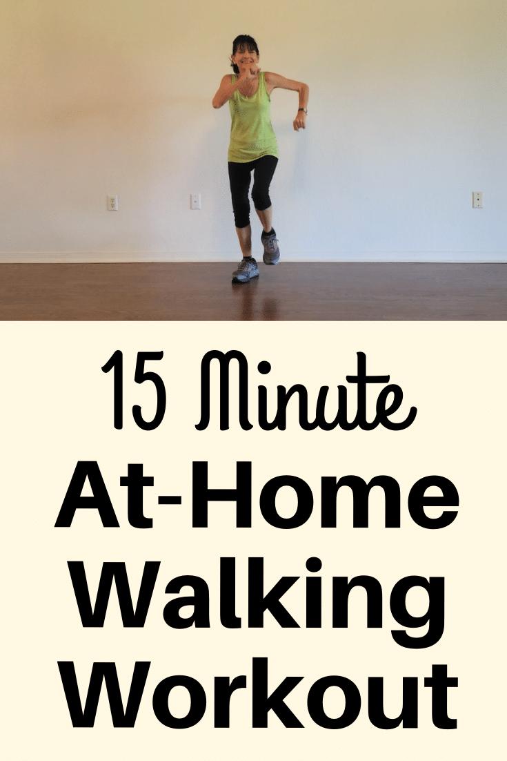 walking workout video