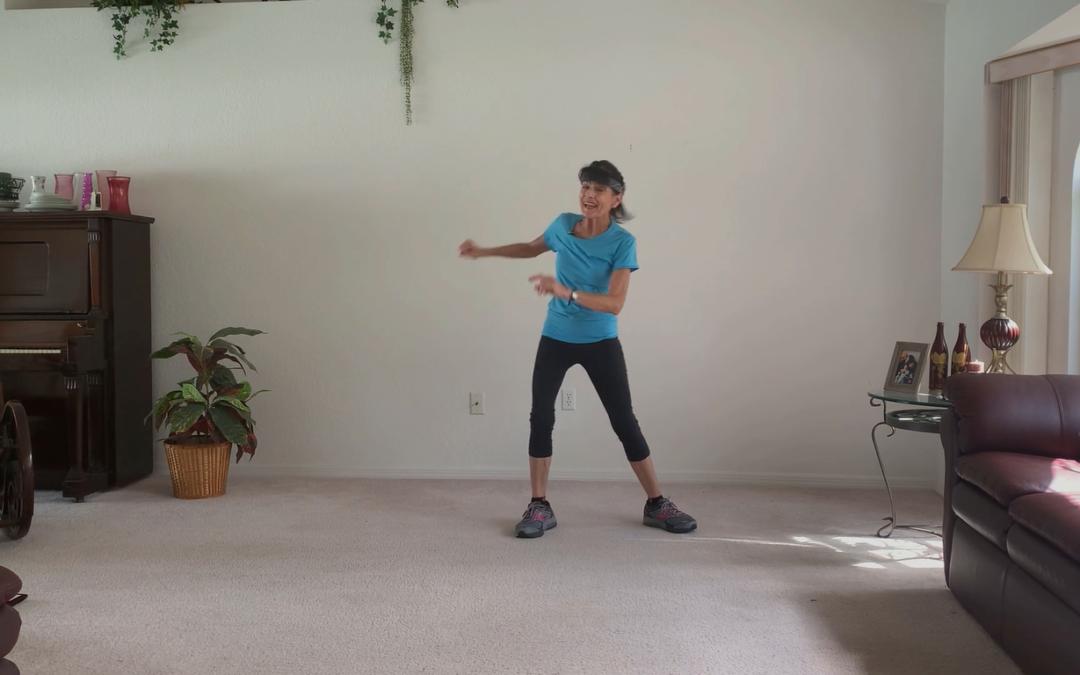 Medium Impact Aerobics Video