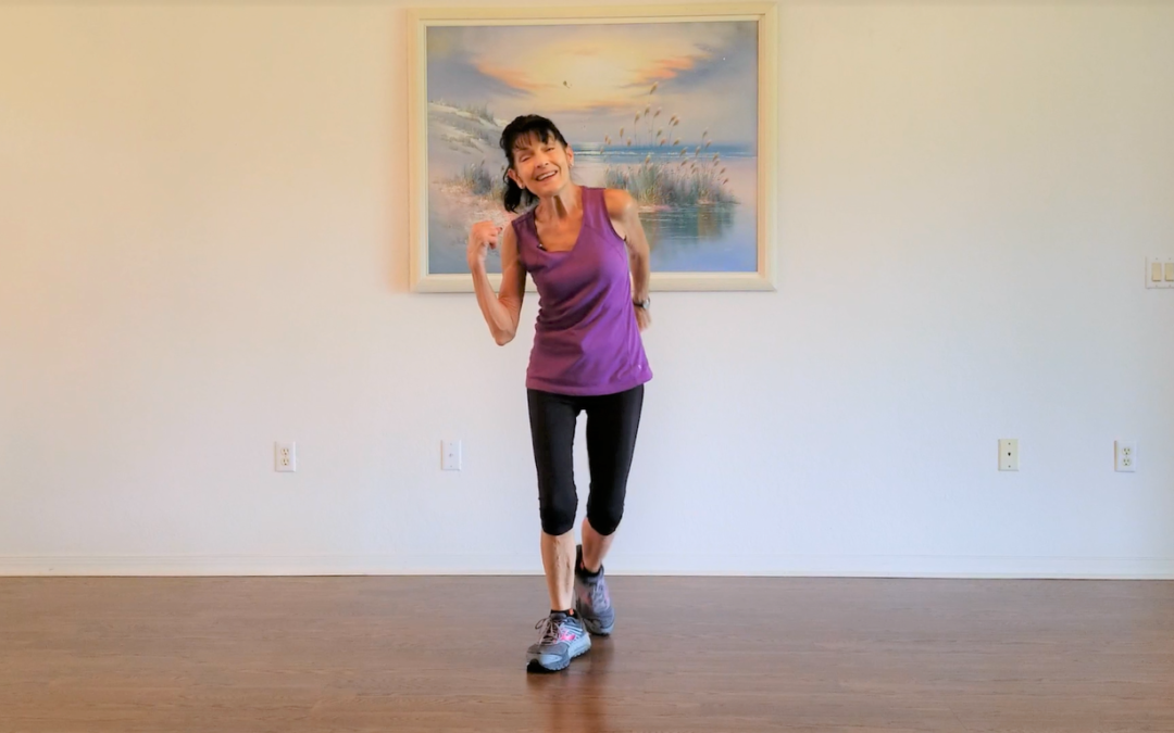 20 Minute Beginner Dance Workout
