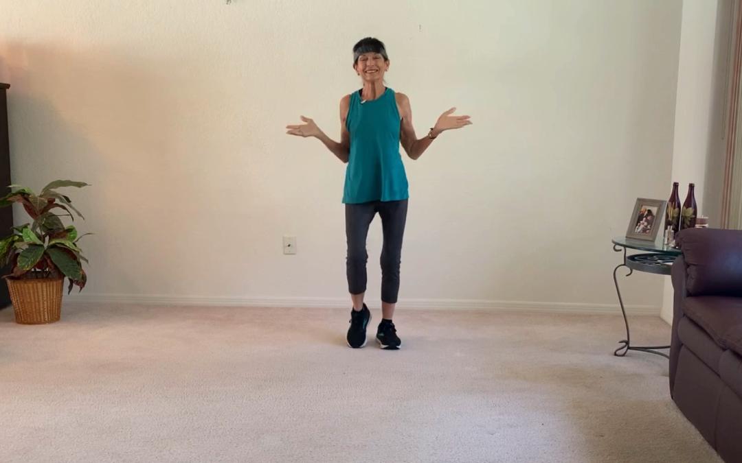 Break A Sweat! Medium- to High-Energy Cardio