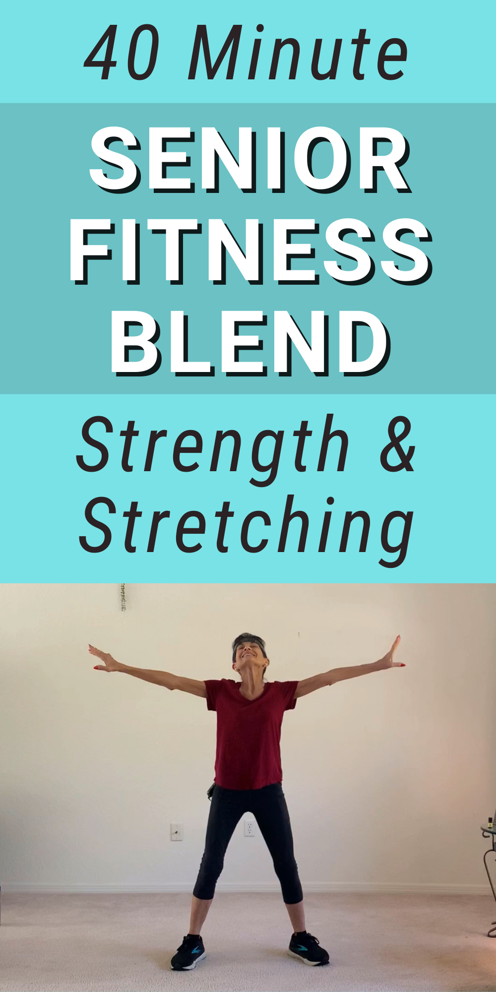 strength and stretching exercise