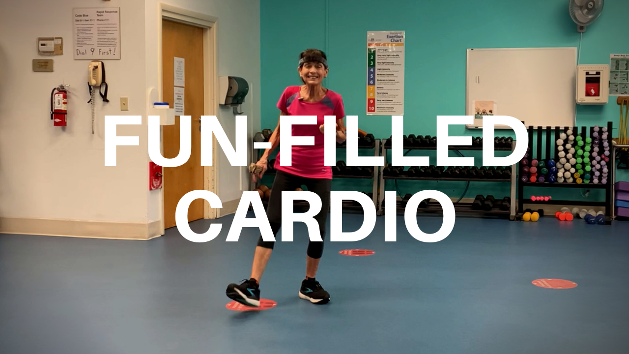 fun cardio workout