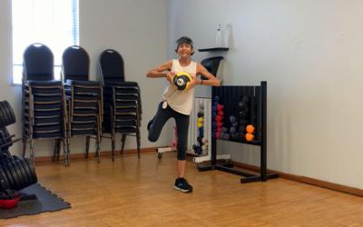 Medicine Ball Full Body Workout